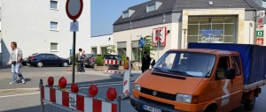Baustelle Wetter Kaiserstrasse