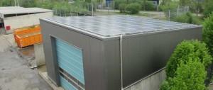 Stadt Wetter Fotovoltaik