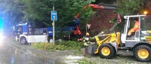 Baum Feuerwehr Volmarstein