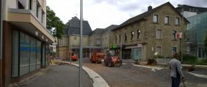 Kaiserstrasse Baustelle
