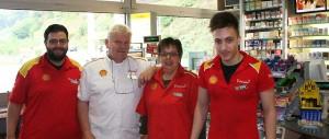 Shell Tankstelle Eggers 09/14